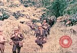 Image of US 5th Marines invading Japanese-held areas of Papua New Guinea Talasea New Britain Papua New Guinea, 1944, second 61 stock footage video 65675063811