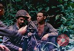 Image of US 5th Marines invading Japanese-held areas of Papua New Guinea Talasea New Britain Papua New Guinea, 1944, second 62 stock footage video 65675063811