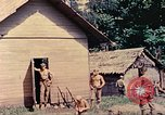 Image of US 5th Marines occupy Bitokara Mission compound Talasea New Britain Papua New Guinea, 1944, second 26 stock footage video 65675063813