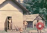 Image of US 5th Marines occupy Bitokara Mission compound Talasea New Britain Papua New Guinea, 1944, second 35 stock footage video 65675063813