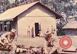 Image of US 5th Marines occupy Bitokara Mission compound Talasea New Britain Papua New Guinea, 1944, second 40 stock footage video 65675063813