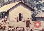 Image of US 5th Marines occupy Bitokara Mission compound Talasea New Britain Papua New Guinea, 1944, second 41 stock footage video 65675063813