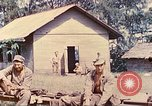 Image of US 5th Marines occupy Bitokara Mission compound Talasea New Britain Papua New Guinea, 1944, second 42 stock footage video 65675063813