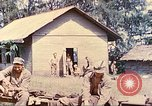 Image of US 5th Marines occupy Bitokara Mission compound Talasea New Britain Papua New Guinea, 1944, second 44 stock footage video 65675063813