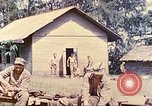 Image of US 5th Marines occupy Bitokara Mission compound Talasea New Britain Papua New Guinea, 1944, second 45 stock footage video 65675063813