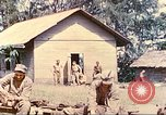 Image of US 5th Marines occupy Bitokara Mission compound Talasea New Britain Papua New Guinea, 1944, second 46 stock footage video 65675063813