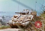 Image of 6th Marine Division in action Okinawa Ryukyu Islands, 1945, second 23 stock footage video 65675063816