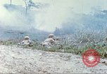 Image of 6th Marine Division in action Okinawa Ryukyu Islands, 1945, second 37 stock footage video 65675063816