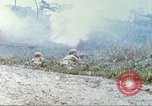 Image of 6th Marine Division in action Okinawa Ryukyu Islands, 1945, second 38 stock footage video 65675063816
