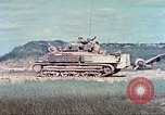 Image of 6th Tank Battalion Okinawa Ryukyu Islands, 1945, second 17 stock footage video 65675063823