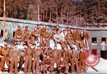 Image of Repatriated American prisoners of war pose for pictures Germany, 1945, second 12 stock footage video 65675063832