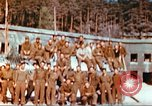 Image of Repatriated American prisoners of war pose for pictures Germany, 1945, second 14 stock footage video 65675063832