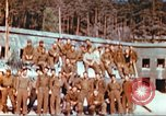 Image of Repatriated American prisoners of war pose for pictures Germany, 1945, second 17 stock footage video 65675063832