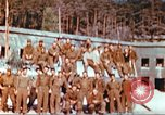 Image of Repatriated American prisoners of war pose for pictures Germany, 1945, second 18 stock footage video 65675063832