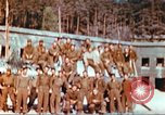 Image of Repatriated American prisoners of war pose for pictures Germany, 1945, second 19 stock footage video 65675063832