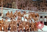 Image of Repatriated American prisoners of war pose for pictures Germany, 1945, second 20 stock footage video 65675063832