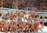 Image of Repatriated American prisoners of war pose for pictures Germany, 1945, second 23 stock footage video 65675063832