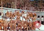 Image of Repatriated American prisoners of war pose for pictures Germany, 1945, second 24 stock footage video 65675063832