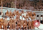 Image of Repatriated American prisoners of war pose for pictures Germany, 1945, second 25 stock footage video 65675063832