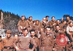 Image of Repatriated American prisoners of war pose for pictures Germany, 1945, second 58 stock footage video 65675063832
