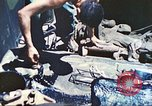 Image of Marines 1st Tank Battalion Pacific Ocean, 1944, second 11 stock footage video 65675063837