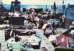 Image of Marines 1st Tank Battalion Pacific Ocean, 1944, second 13 stock footage video 65675063837