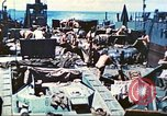 Image of Marines 1st Tank Battalion Pacific Ocean, 1944, second 15 stock footage video 65675063837