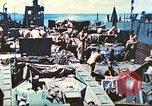 Image of Marines 1st Tank Battalion Pacific Ocean, 1944, second 18 stock footage video 65675063837