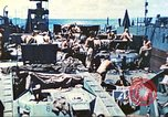 Image of Marines 1st Tank Battalion Pacific Ocean, 1944, second 20 stock footage video 65675063837