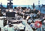 Image of Marines 1st Tank Battalion Pacific Ocean, 1944, second 21 stock footage video 65675063837