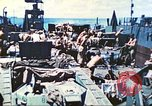 Image of Marines 1st Tank Battalion Pacific Ocean, 1944, second 22 stock footage video 65675063837