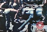 Image of Marines 1st Tank Battalion Pacific Ocean, 1944, second 30 stock footage video 65675063837