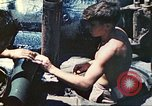 Image of Marines 1st Tank Battalion Pacific Ocean, 1944, second 41 stock footage video 65675063837