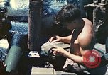 Image of Marines 1st Tank Battalion Pacific Ocean, 1944, second 42 stock footage video 65675063837