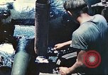 Image of Marines 1st Tank Battalion Pacific Ocean, 1944, second 44 stock footage video 65675063837