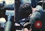 Image of Marines 1st Tank Battalion Pacific Ocean, 1944, second 45 stock footage video 65675063837