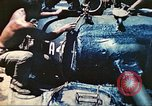 Image of Marines 1st Tank Battalion Pacific Ocean, 1944, second 51 stock footage video 65675063837