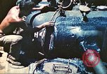Image of Marines 1st Tank Battalion Pacific Ocean, 1944, second 52 stock footage video 65675063837