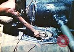 Image of Marines 1st Tank Battalion Pacific Ocean, 1944, second 56 stock footage video 65675063837