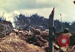 Image of U.S. Army 710th Tank Battalion Peleliu Palau Islands, 1944, second 13 stock footage video 65675063842