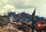 Image of U.S. Army 710th Tank Battalion Peleliu Palau Islands, 1944, second 20 stock footage video 65675063842