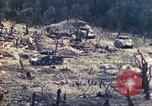 Image of U.S. Army 710th Tank Battalion Peleliu Palau Islands, 1944, second 26 stock footage video 65675063842