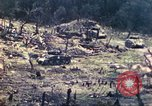 Image of U.S. Army 710th Tank Battalion Peleliu Palau Islands, 1944, second 27 stock footage video 65675063842