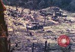Image of U.S. Army 710th Tank Battalion Peleliu Palau Islands, 1944, second 30 stock footage video 65675063842