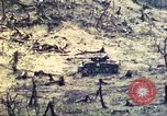 Image of U.S. Army 710th Tank Battalion Peleliu Palau Islands, 1944, second 35 stock footage video 65675063842