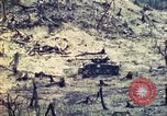 Image of U.S. Army 710th Tank Battalion Peleliu Palau Islands, 1944, second 36 stock footage video 65675063842