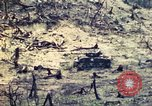 Image of U.S. Army 710th Tank Battalion Peleliu Palau Islands, 1944, second 38 stock footage video 65675063842