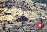 Image of U.S. Army 710th Tank Battalion Peleliu Palau Islands, 1944, second 41 stock footage video 65675063842
