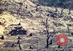 Image of U.S. Army 710th Tank Battalion Peleliu Palau Islands, 1944, second 43 stock footage video 65675063842
