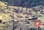 Image of U.S. Army 710th Tank Battalion Peleliu Palau Islands, 1944, second 46 stock footage video 65675063842